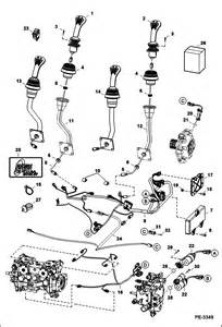 Bobcat Ignition Parts Bobcat 743 Ignition Wiring Diagram