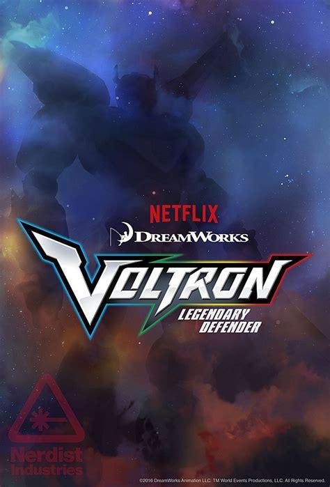 Voltron Netflix Ver netflix revela p 243 ster de su pr 243 xima serie voltron techne mexico