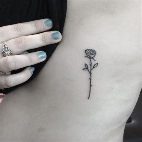 rose tattoo tumblr simple 9074 loadtve