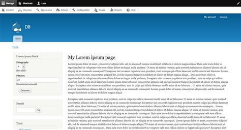 Templates Universe Inform Drupal 8 Page Template For Content Type