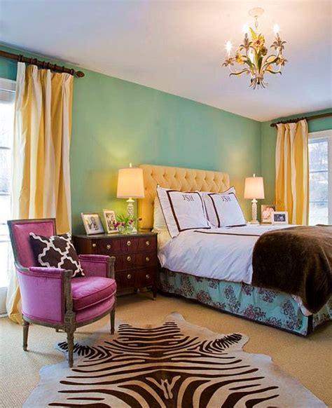 vibrant bedroom colors turquoise vibrant interior design from jill sorensen