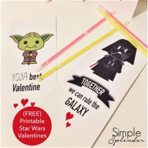 printable star wars valentines with glow stick free star wars valentine printables 24 7 moms