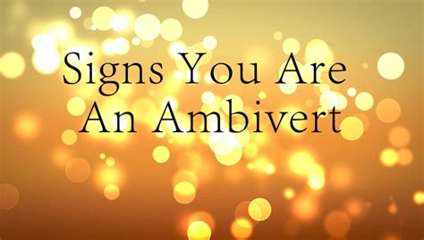 10 Signs You Are Becoming A Fashion Snob by Signs You Are An Ambivert Ambivert Definition And Signs
