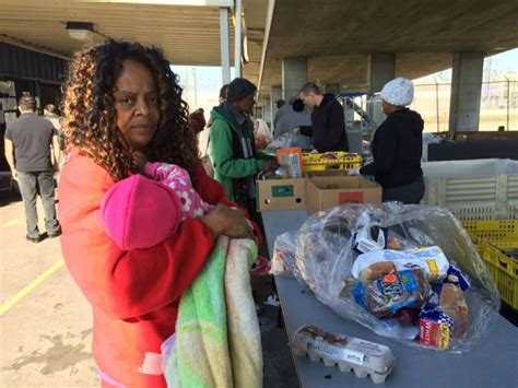 Thanksgiving Turkey Giveaway Sacramento - stockton food bank distributes free thanksgiving baskets capradio org