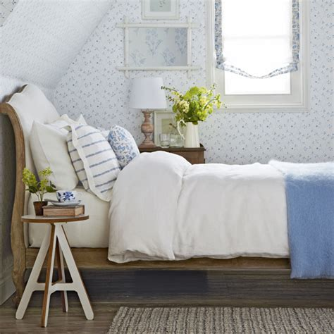 wallpaper for small bedrooms wallpaper ideas for smaller rooms ideal home