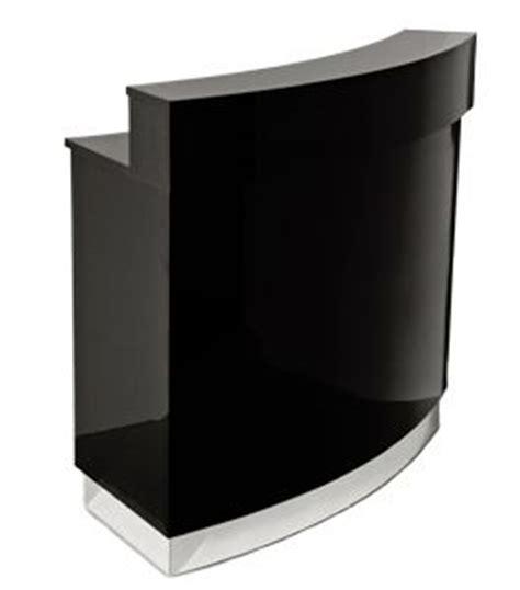 Black Salon Reception Desk 35 Best Images About Salon Reception Desks On Vinyls Receptions And Reception Desks