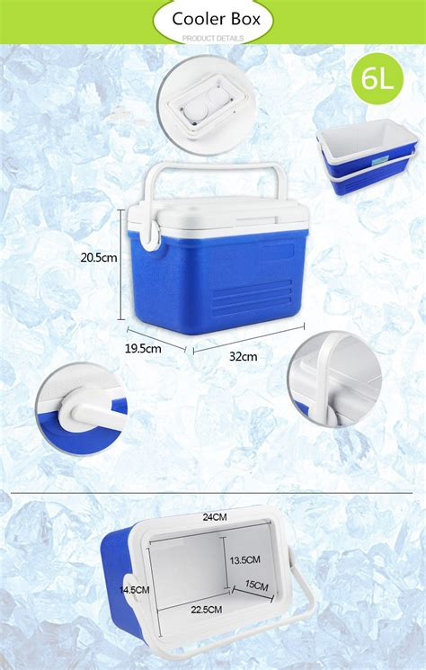 Handuk Mini Travel Disposable 8pcs 2017 new mini 6l portable plastic cooler box for cing use buy cing portable plastic