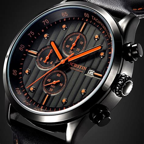 2015 new ochstin mens luxury watches top brand genuine