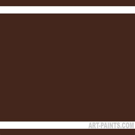medium brown homogenized ink paints hlc30 medium brown paint medium