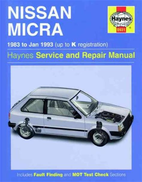 old cars and repair manuals free 1993 nissan 300zx regenerative braking nissan micra 1983 1993 haynes service repair manual sagin workshop car manuals repair books