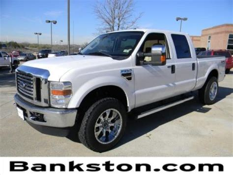 2009 ford f250 lariat for sale used 2009 ford f250 duty lariat crew cab 4x4 for