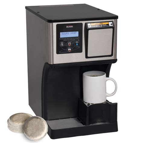 Bunn AutoPOD Automatic Coffee Tea Pod Brewer   Coffee Wholesale USA