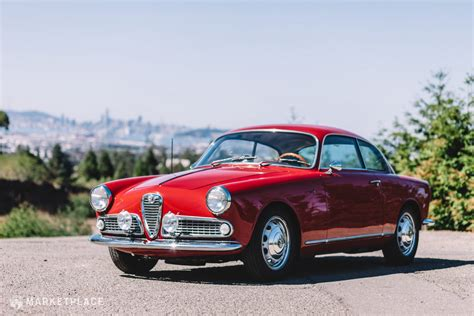 Alfa Romeo Sprint 1961 alfa romeo giulietta sprint petrolicious