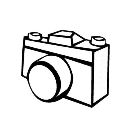 clipart macchina fotografica disegno di macchina fotografica da colorare per bambini