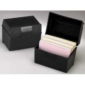 Acrylic Card Holder 4x6 Template by Oxford Plastic Index Card Box 4x6 Storage Boxes