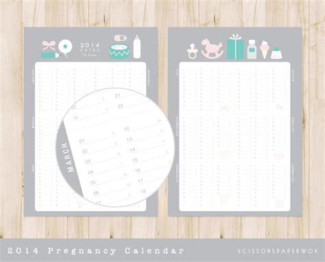 Pregnancy Calendar 2014 2014 Pregnancy Calendar Free Printable Here