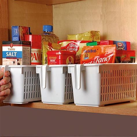 Pantry Stuff by We These Convenient And Affordable Storage Bins