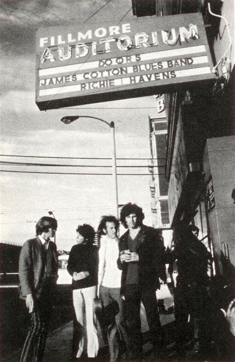 the doors at the fillmore west 1967 jim morrison the