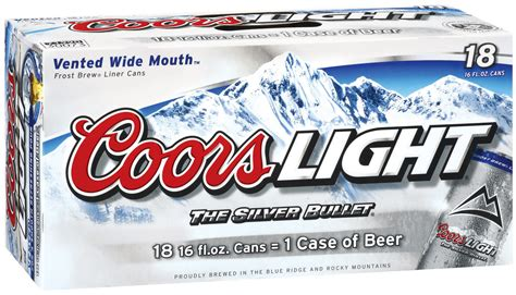 coors light 18 pack current specials valid through 4 27