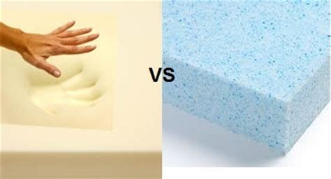 Gel Foam Mattress Vs Memory Foam by Memory Foam Vs Gel Foam Sticking With Memory Foam For Comfort