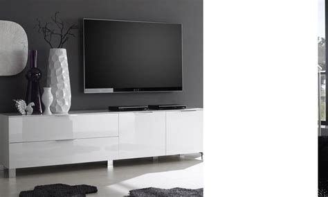 Banc Tv But by Meuble Tv Blanc Design