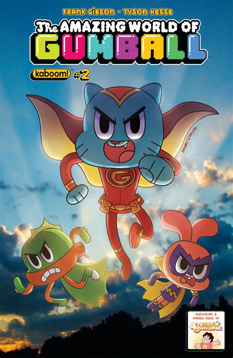 The Amazing Book Is Not On The World Of Dan And Phil Dan Howell boom studios comic book previews the amazing world of gumball 2 bravest warriors 22