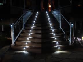 deck post lights solar illuminating interior amp exterior stairs i lighting llc