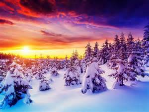 colorful winter wallpaper pin sunrise beautiful beauty blue clouds colorful nature