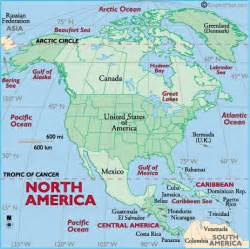 map of america with rivers and mountains central america new apostolic church