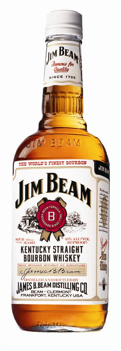 Botol Jim Beam my aimz is true november 2009