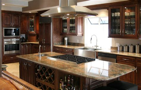 Maple Glazed Kitchen Cabinets Kitchen Image Kitchen Bathroom Design Center