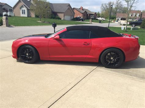 camaro for sale 2011 2011 supercharged camaro convertible for sale ls1tech