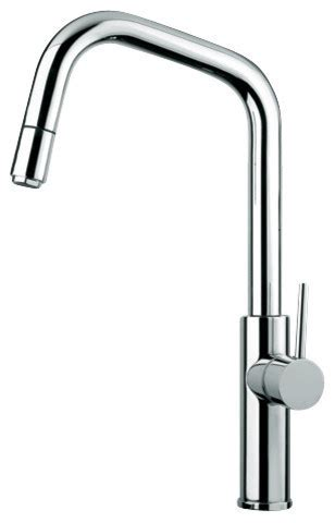 Beautiful Kitchen Faucets Mitu2 Brushed Nickel Beautiful Kitchen Faucet Modern