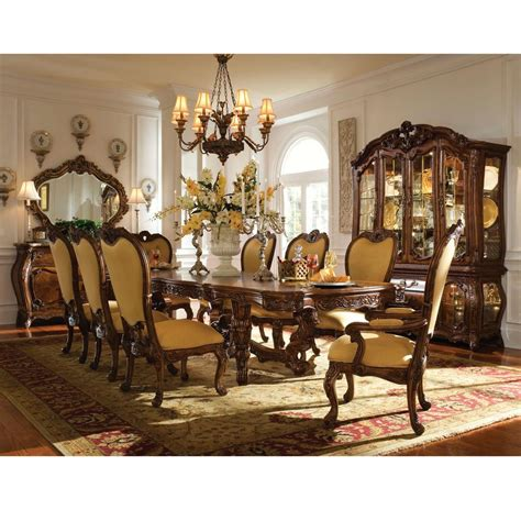 el dorado furniture palais royale 5 formal dining set