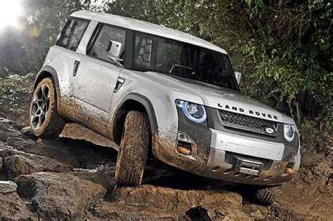 Jaguar Land Rover Testing New Defender Prototypes Just