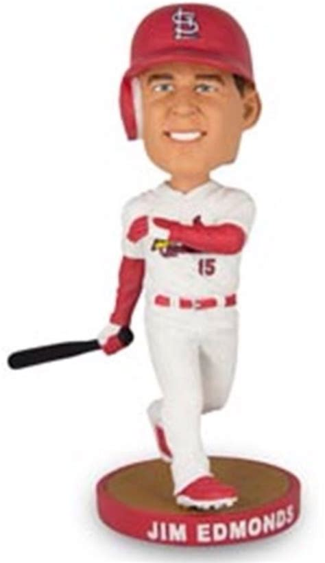 stadium giveaway sga bobbleheads figurines - St Louis Cardinals Bobblehead Giveaways