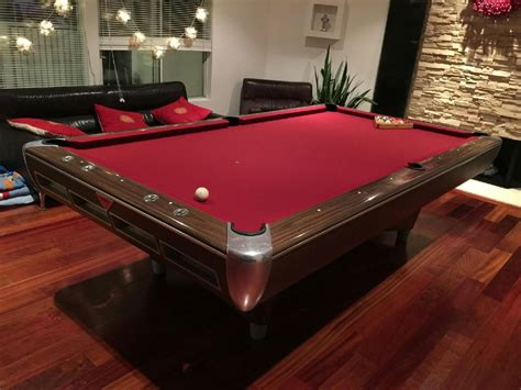 Water Pool Table by New And Used Pool Tables Great Prices 7ft 8ft 9ft