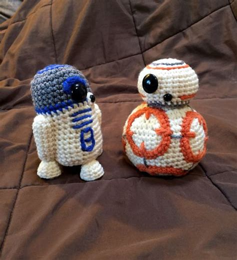 pattern amigurumi bb8 bb8 star wars inspired droid crochet pattern pdf crochet