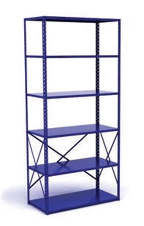 Box Edge Plus® Shelving