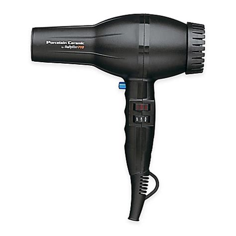 Babyliss Hair Dryer Ceramic babyliss pro porcelain ceramic hair dryer bed bath beyond