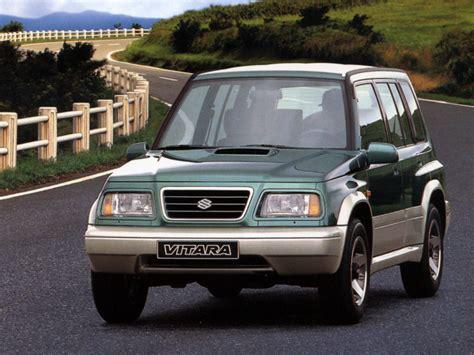 5 Door Suzuki Suzuki Vitara 5 Door 1991 98
