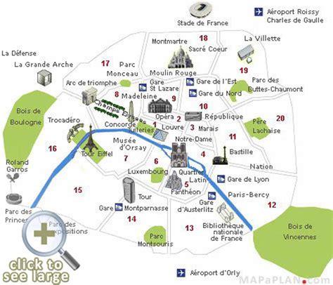 map of landmarks 2 map of neighborhoods and landmarks 2 where to stay