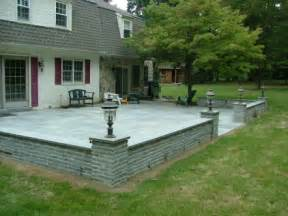 Patio Wall Ideas wall construction using natural stone with mortar or as a