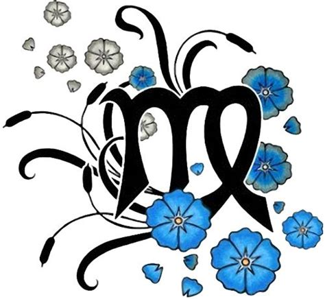 the 25 best virgo tattoo collection of 25 pretty virgo zodiac on foot