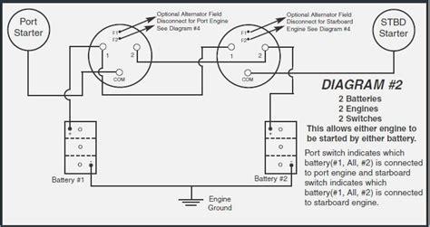 perko marine battery switch wiring diagram
