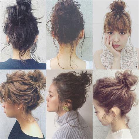 hairstyles arrange 329 best ヘアーアレンジ images on pinterest hairdos hairstyle