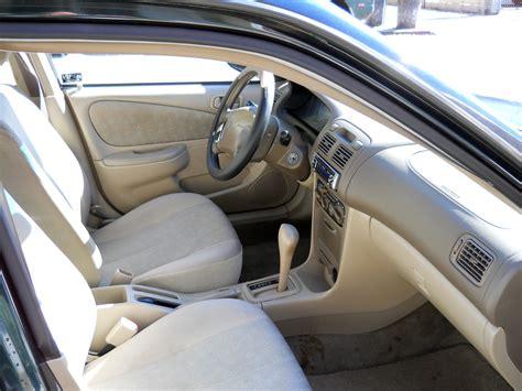 Toyota Corolla 1999 Interior by 1999 Toyota Corolla Pictures Cargurus
