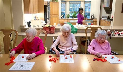 Nursing Home by Shrinking The Nursing Home Until It Feels Like A Home