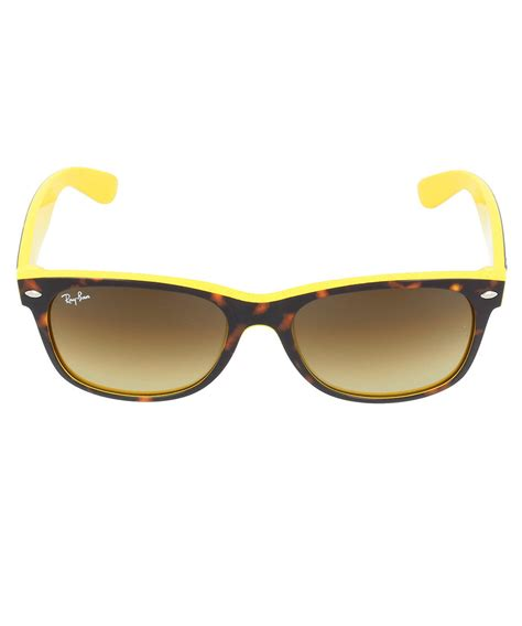 yellow sunglasses ray ban wayfarer yellow sunglasses