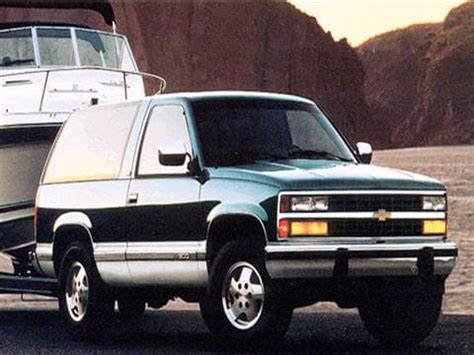 blue book value used cars 1993 chevrolet blazer windshield wipe control 1994 chevrolet blazer pricing ratings reviews kelley blue book